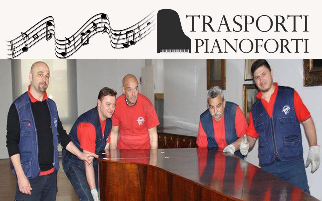 Quanto costa traslocare un pianoforte?
