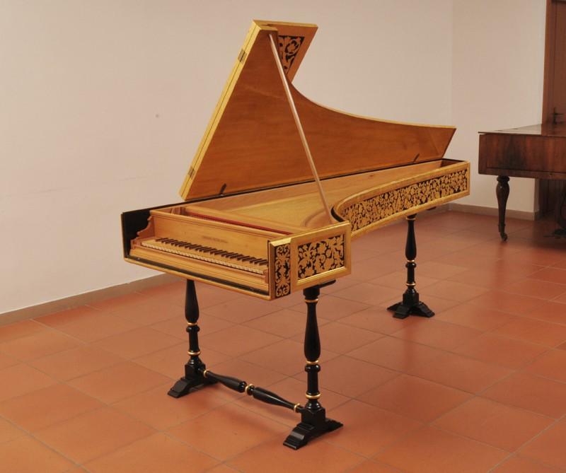 Un clavicembalo italiano
