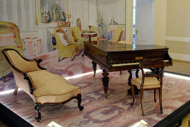 il pianoforte di Chopin