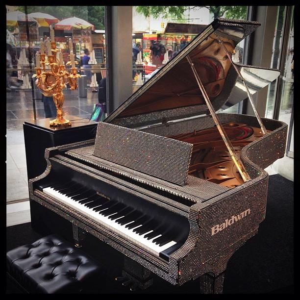 il pianoforte di Liberace