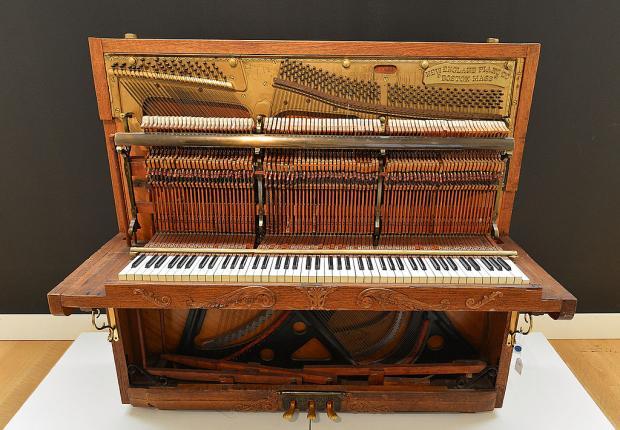 il pianoforte di Brahms