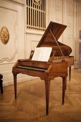 il pianoforte di Mozart