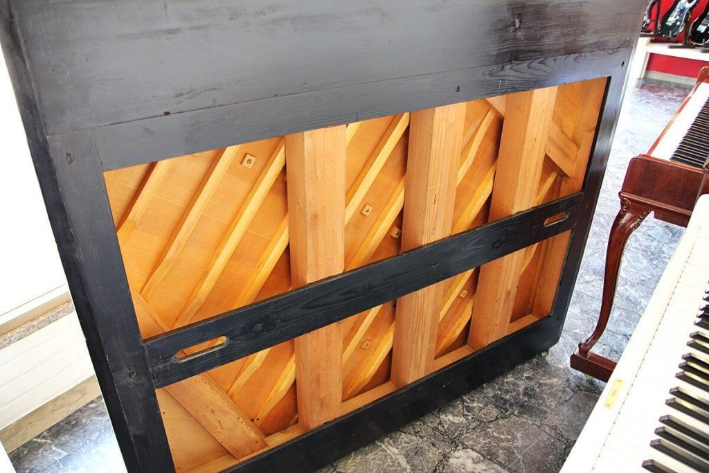 tavola armonica pianofore verticale