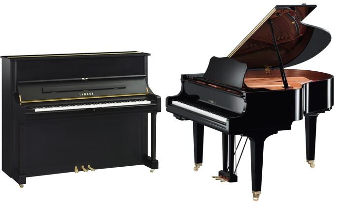 Meglio un pianoforte a coda o un pianoforte verticale?