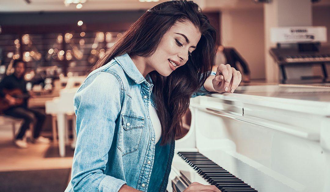 Come portare un pianoforte ad un concerto